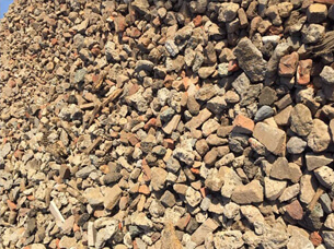 Type 1 Crushed Concrete 'Graded'